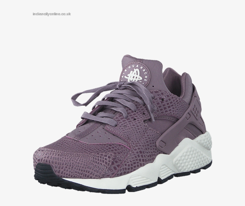 Women's Nike Wmns Air Huarache Run Prnt Purple Smoke/purple ...