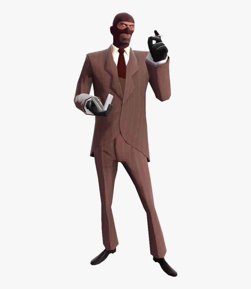 Models Request For Xnalara [archive] - Tf2 Spy PNG Image