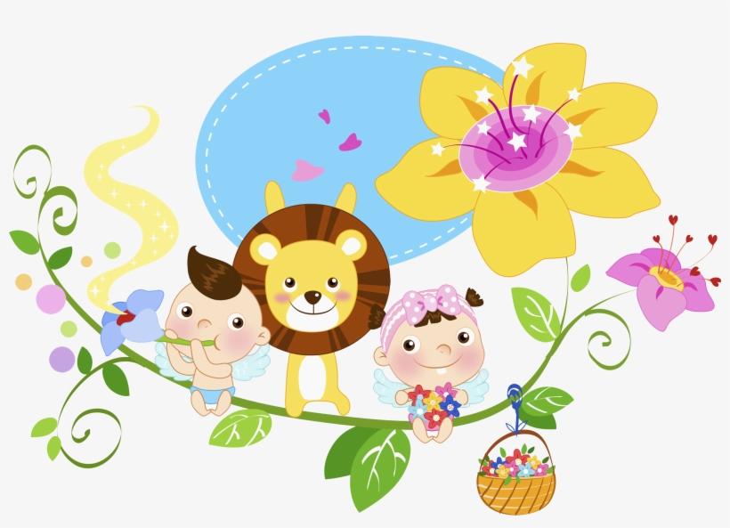 Lion Cartoon Child Glory Desenho De Leaozinho Bebe Png Png Image