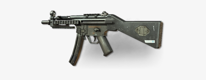 Call Of Duty Modern Warfare 3 Mp5 Png Image Transparent Png Free