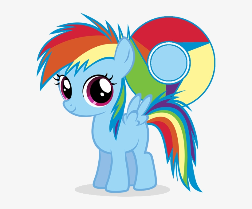 Rainbow Chrome Mlp Rainbow Dash Baby Png Image Transparent Png Free Download On Seekpng Do you like this video? rainbow chrome mlp rainbow dash baby