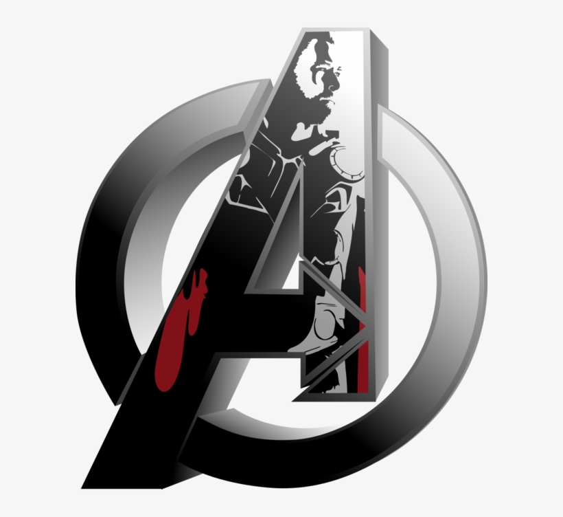 thor by mad42sam avengers logo iron man png image transparent png free download on seekpng thor by mad42sam avengers logo iron