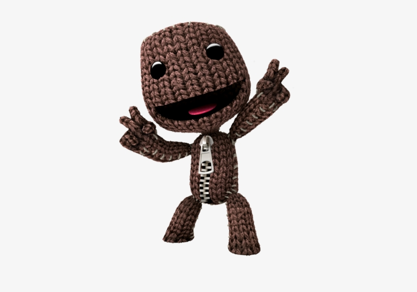 Baby Groot In Ps Graphics Little Big Planet 3 Sackboy Png Image Transparent Png Free Download On Seekpng