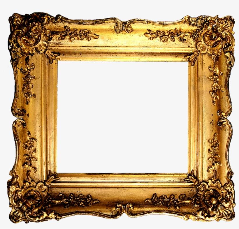 Golden Frame Png Transparent Image Gold Frame Transparent Png Image Transparent Png Free Download On Seekpng