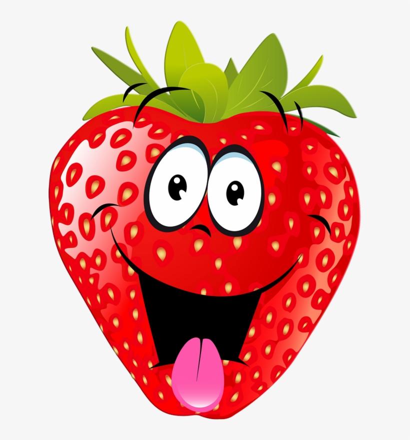 Рисунки веселые фрукты ягоды овощи