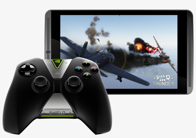 war thunder on nvidia shield tablet