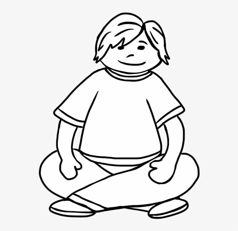 28 Collection Of Child Sitting On Floor Clipart