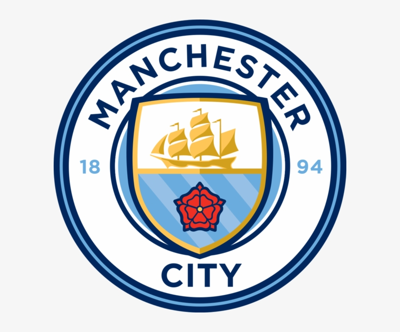 Manchester City Fc Badge Man City Logo Png Png Image Transparent Png Free Download On Seekpng