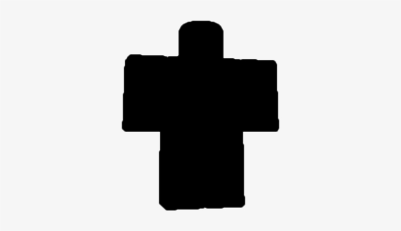 Roblox Avatar Silhouette Png Image Transparent Png Free Download On Seekpng
