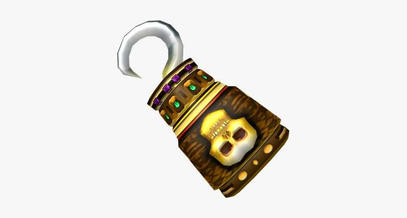 e68c07846 Deluxe Pirate Hook - Roblox Hook PNG Image | Transparent PNG Free ...