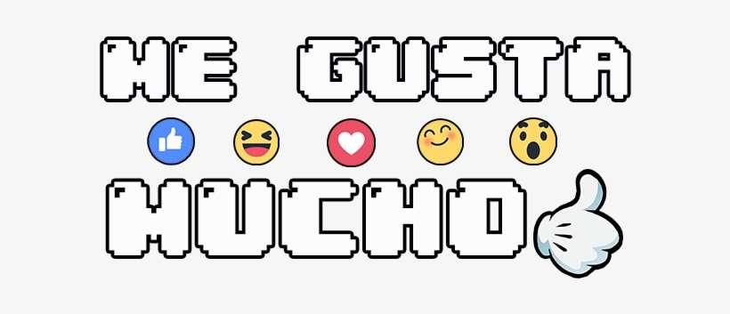Download Me Gusta Mucho - Me Gustas Mucho Png ...