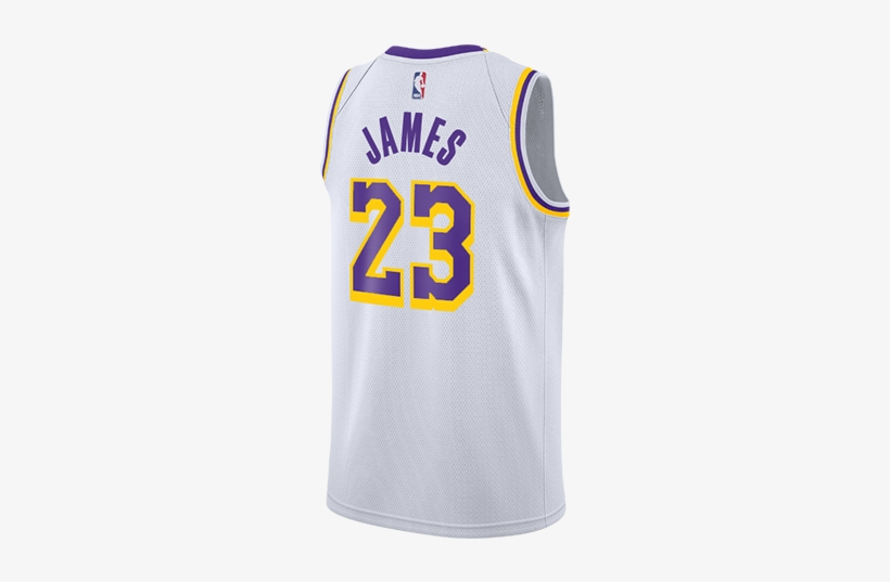 new product b7698 b3d0a Los Angeles Lakers Youth Lebron James Association Edition ...