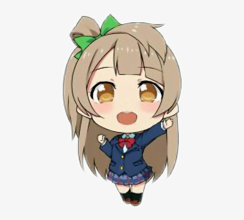 Kotori Lovelive Sticker By - Smol Guide To Love Live PNG