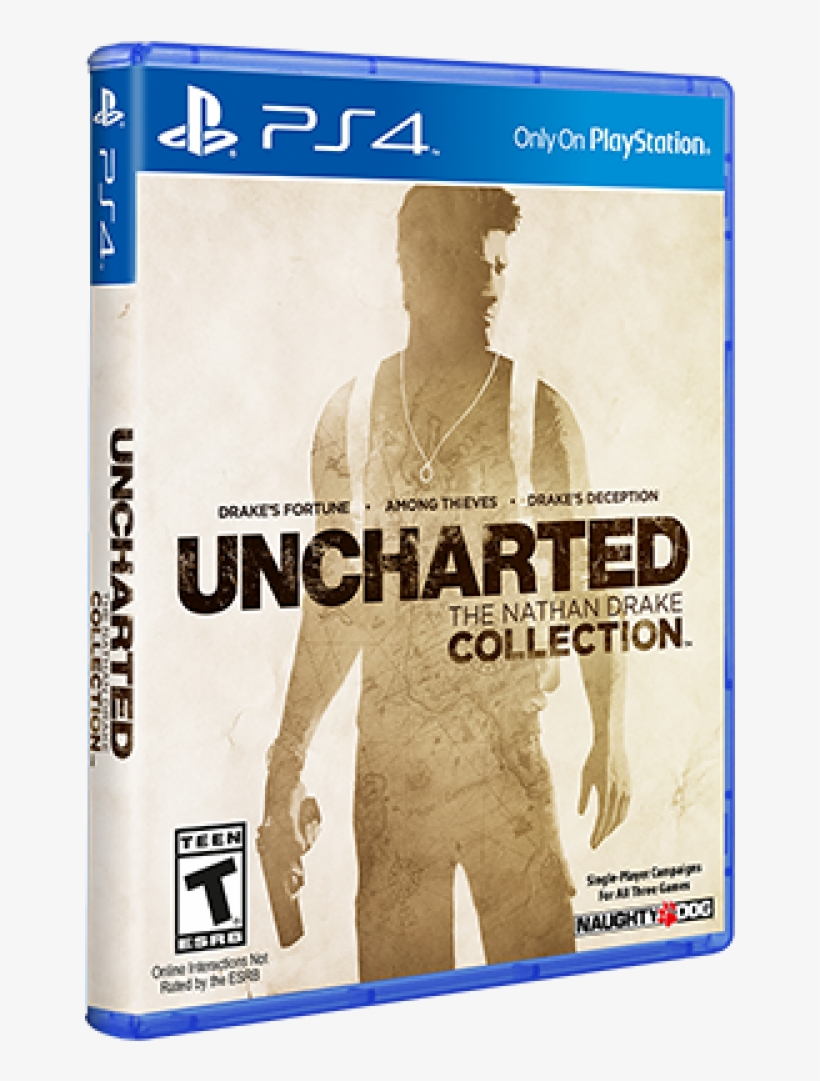 Uncharted The Nathan Drake Collection Sony Ps4 Uncharted