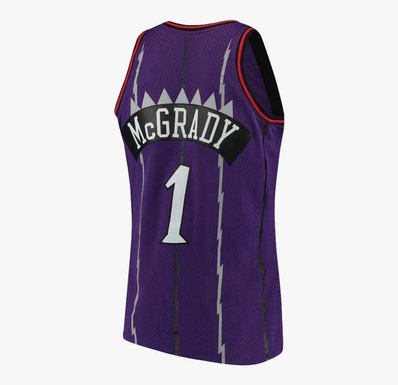 new style 1d2b6 b7f82 Toronto Raptors Tracy Mcgrady Purple Swingman Jersey ...