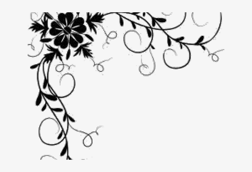 Simple Flower Border Designs For School Projects Project Designs