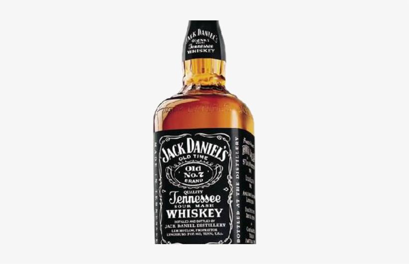 Jack Daniel\'s Old No - Bottle Jack Daniels Quote PNG Image ...