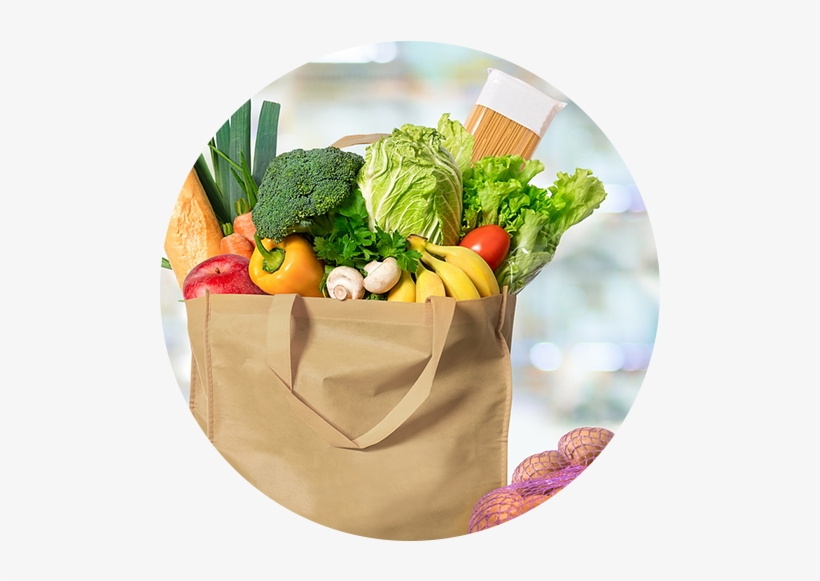 4108059d5 Use Reusable Grocery Bags - Ecojeannie 5 Pack Non-woven Reusable Shopping  Tote