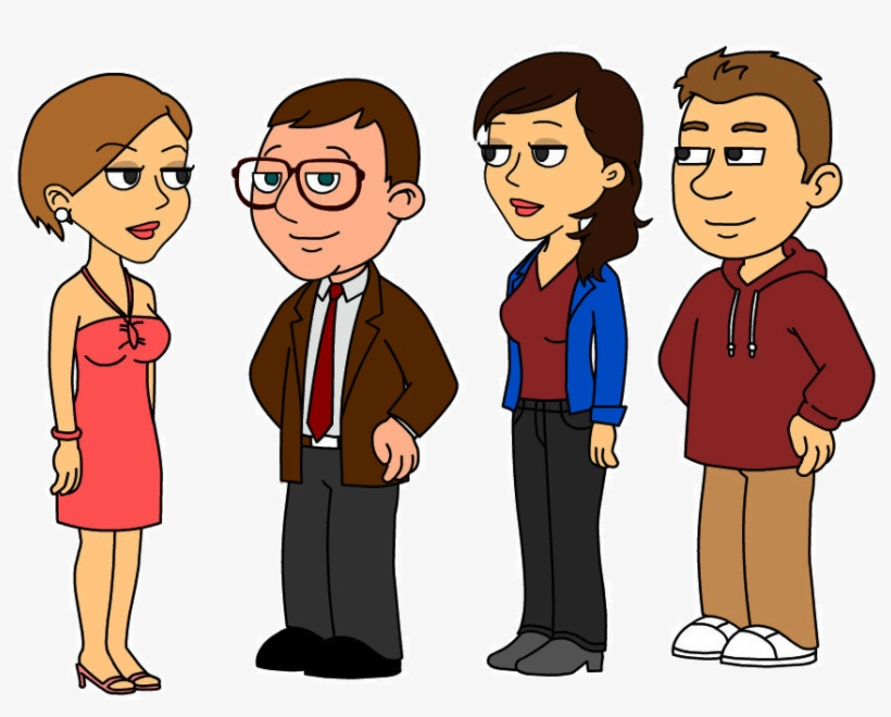 Paul Characters - Goanimate Png PNG Image | Transparent PNG Free