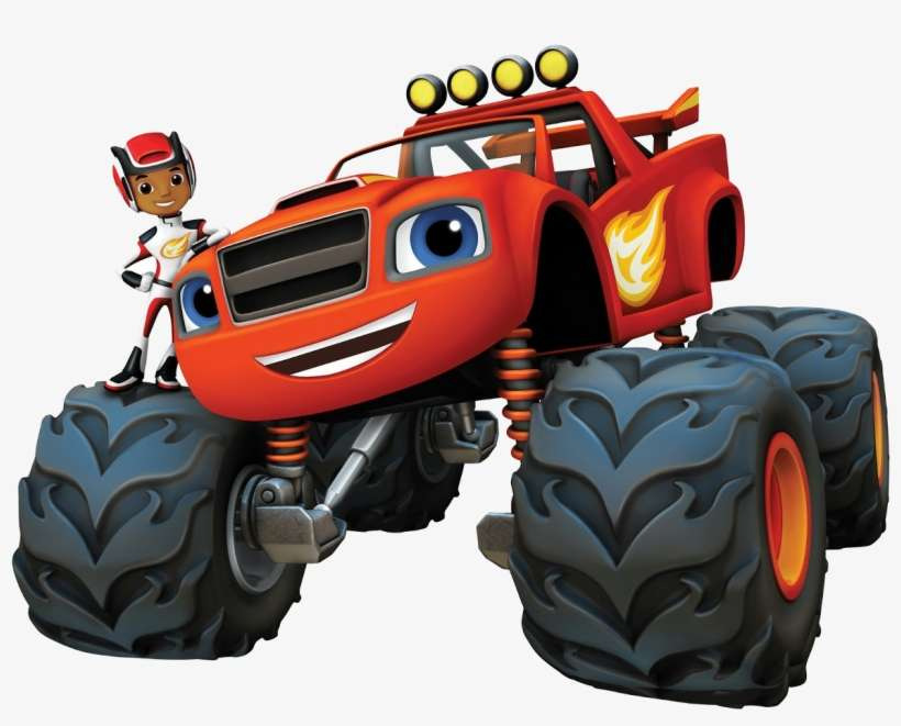 Baixar Blaze And The Monster Machine Png Blaze And The Monster Machines Clipart Png Image Transparent Png Free Download On Seekpng
