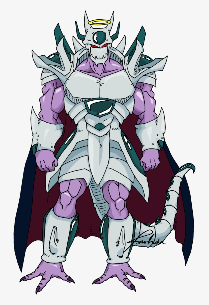 Frieza 6th Form Download - King Cold 6th Form PNG Image ...