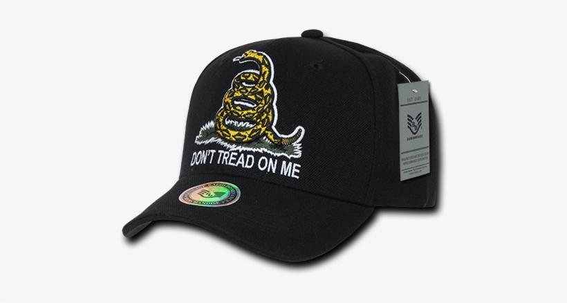 9d3f043e03f31 Rapid Dominance Gadsden Flag Don t Dont Tread On Me - Vietnam Era Veteran  Hat
