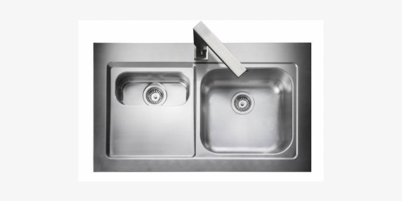 Mezzo Bowl 1 2 Kitchen Sink Top View Sink Png Png Image Transparent Png Free Download On Seekpng