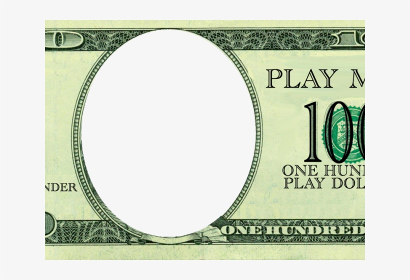 Back Of 100 Dollar Bill Clipart (#1086210) - PikPng