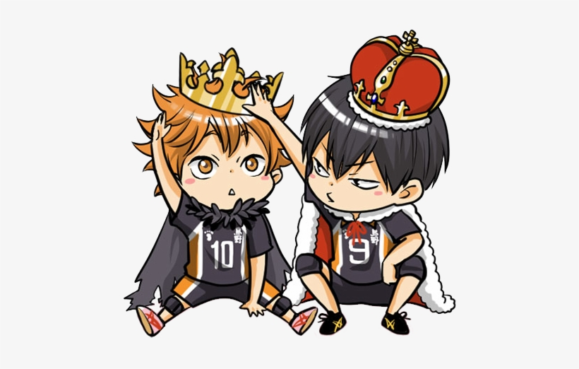 Haikyuu Fond Décran With Animé Entitled Haikyuu Chibi Png