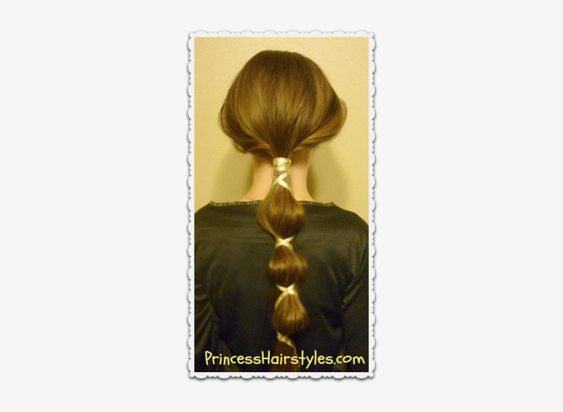Queen Elinor From Brave Hairstyle Tutorial Hairstyle Png Image