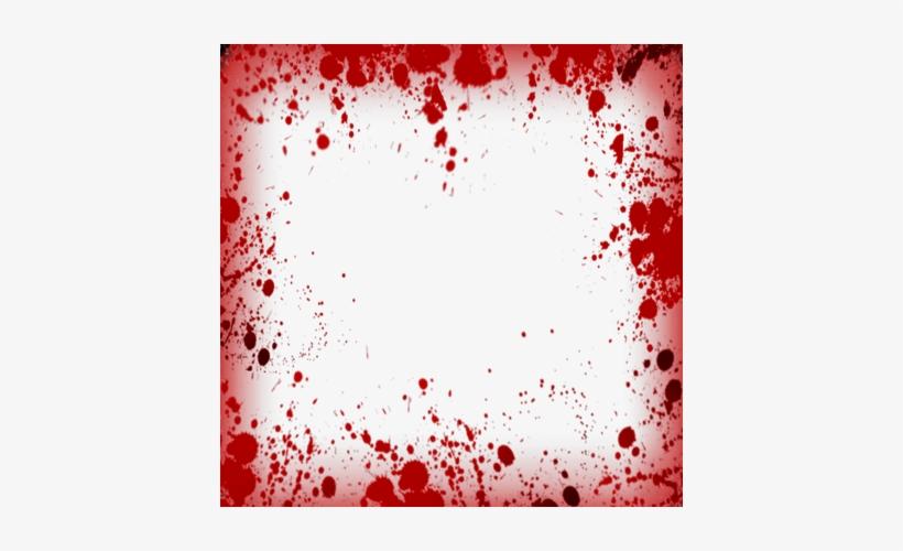 Blood Red Frame Transparent Images Png Arts - Transparent