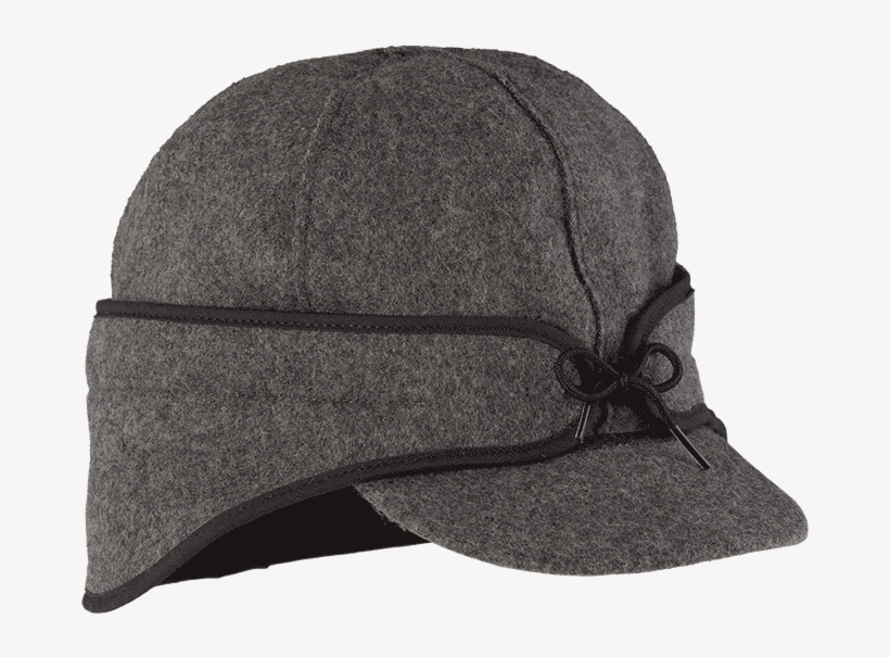 Stormy Kromer Mens Rancher Charcoal Cap - Stormy Kromer Rancher Cap -  Charcoal - 7 1 2 a7b54d228ef