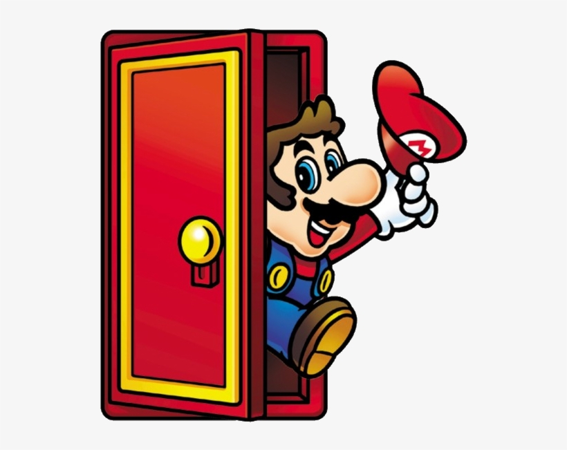 Mario Artwork Super Mario Bros 2 Mario Png Image Transparent