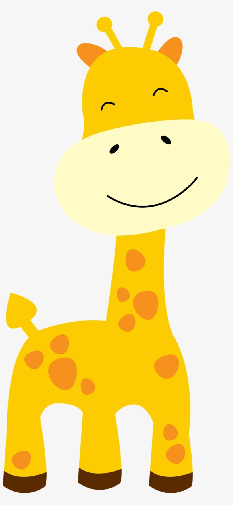 Baby Giraffes Clip Art Girafa Baby Desenho Png Image
