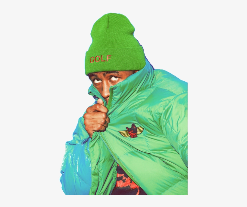 Tyler The Creator Golf Wang Winter Jacket Png Image Transparent Png Free Download On Seekpng