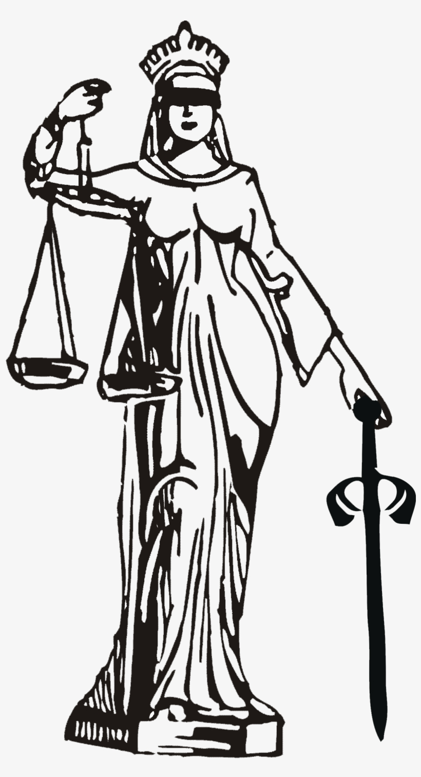 Lady Justice Symbol - Advocate Png@seekpng.com