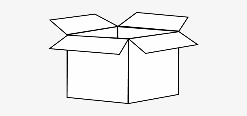 Black And White Box Clip Art Black White Box Png Image Transparent Png Free Download On Seekpng