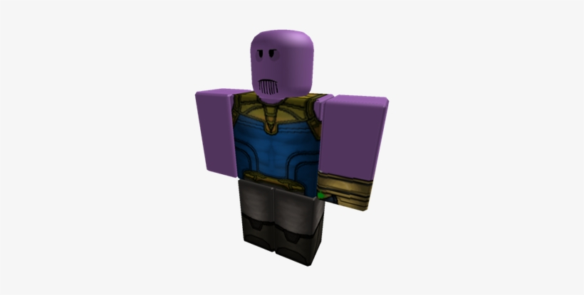 Png Roblox Thanos Infinity War Png Image Transparent Png Free