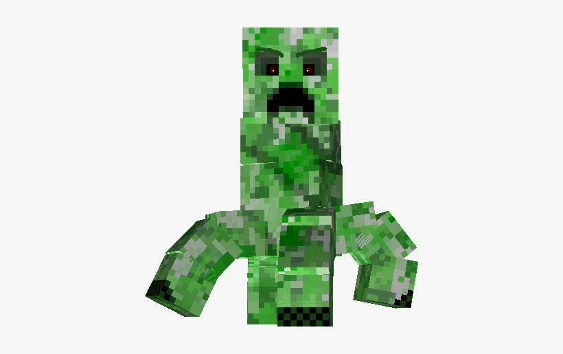 Image Titan The Files Graphic Transparent Download Minecraft Charged Creeper Titan Png Image Transparent Png Free Download On Seekpng