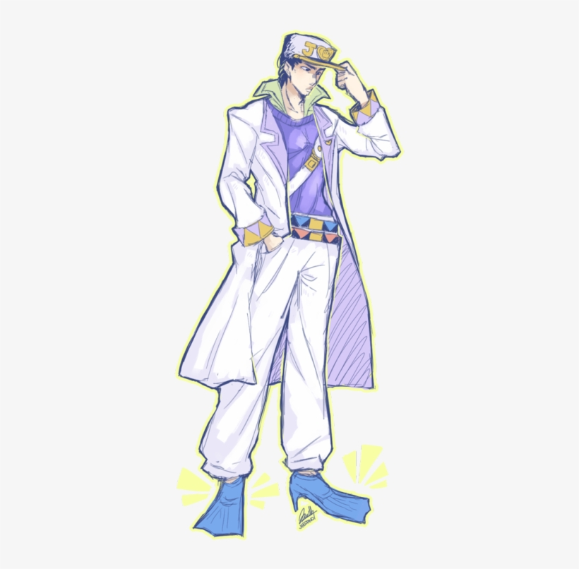 Jojo Diamond Is Unbreakable Jotaro Kujo I Cartoon Png Image Transparent Png Free Download On Seekpng Stardust view an image titled 'crazy diamond art' in our jojo's bizarre adventure: jojo diamond is unbreakable jotaro kujo