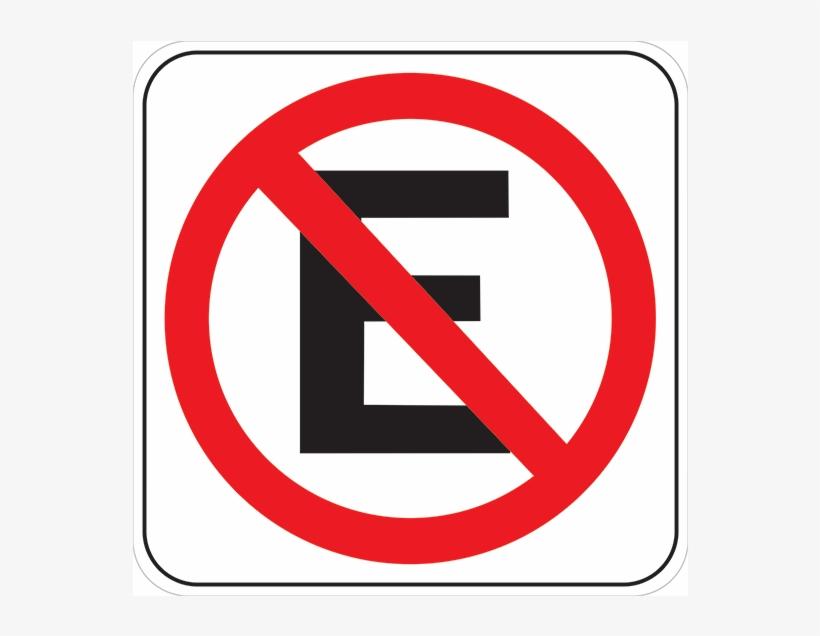 No Estacionarse PNG Image