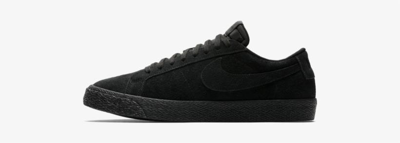 online store 033e6 aa83c Nike Sb Zoom Blazer Low - Reebok Royal Complete Clean Black, transparent  png download