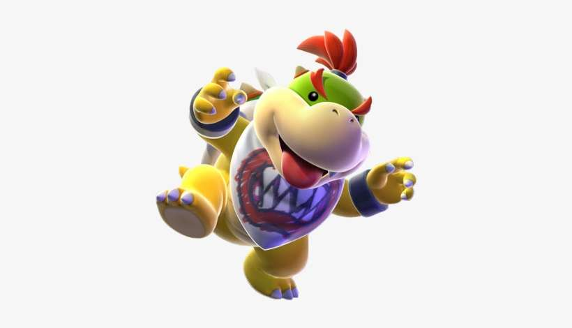 Bowser Jr Mp9 2 Bowser Jr Png Png Image Transparent Png
