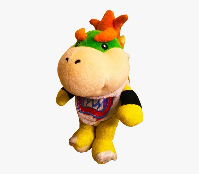 New 3 Sml Bowser Jr Png Image Transparent Png Free