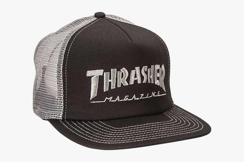Thrasher Snapback - Thrasher Magazine PNG Image | Transparent PNG