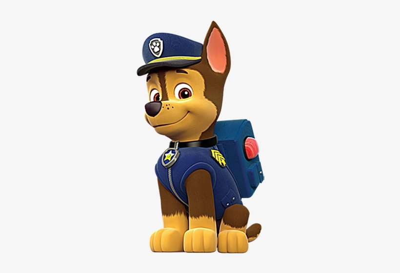 Chase Paw Patrol Png Png Image Transparent Png Free Download On