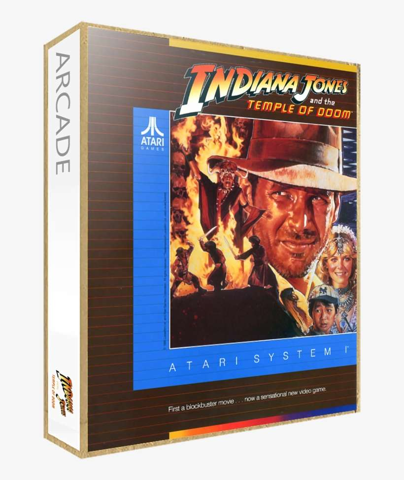Indiana Jones And The Temple Of Doom - Indiana Jones And The