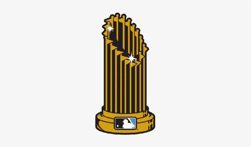World Series Trophy Png - World Series Trophy Logo@seekpng.com