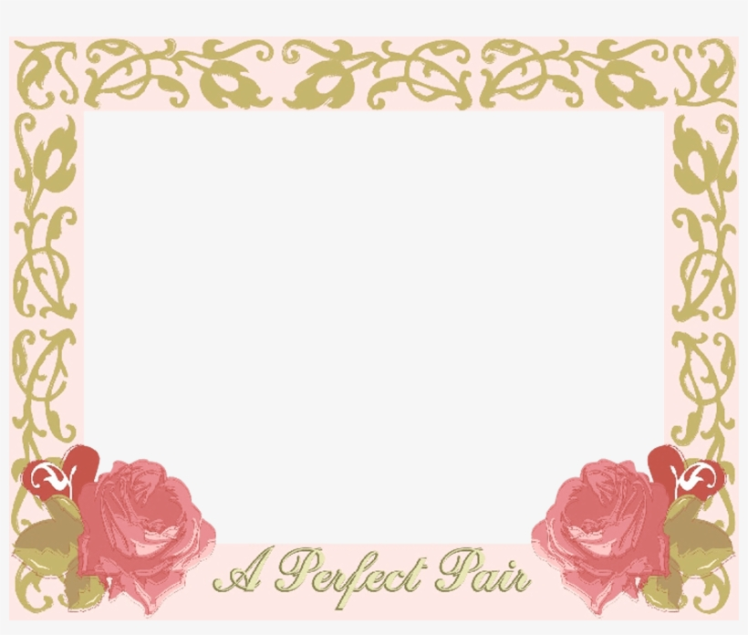 Wedding Frame Transpa Png Pictures Free Icons And