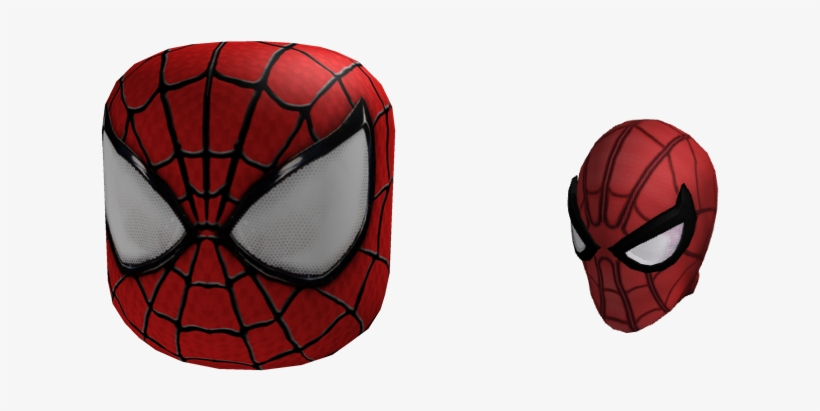 Roblox Spider Man Homecoming Shirt - Another Spider Man Mask Spider Man Mask Roblox Png Image